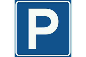 parkeren logo
